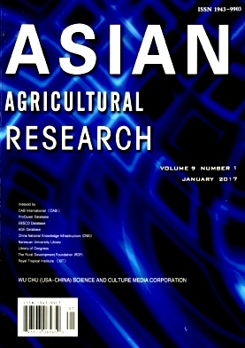《Asian Agricultural Research》2017年01期
