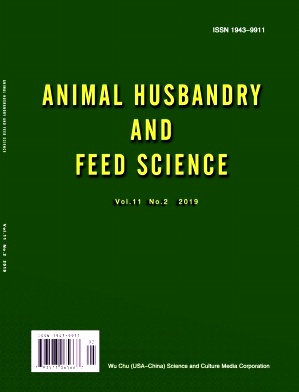 Animal Husbandry and Feed Science