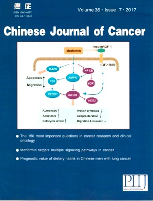 Chinese Journal of Cancer电子杂志