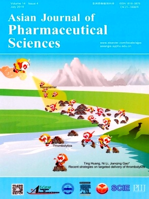 Asian Journal of Pharmaceutical Sciences2019年第04期