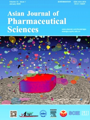 Asian Journal of Pharmaceutical Sciences2020年第01期