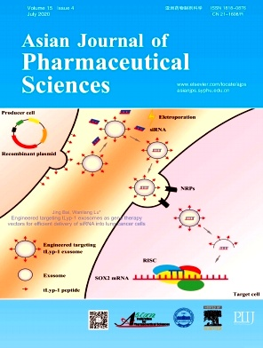 Asian Journal of Pharmaceutical Sciences2020年第04期