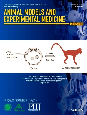 Animal Models and Experimental Medicine2019年第01期