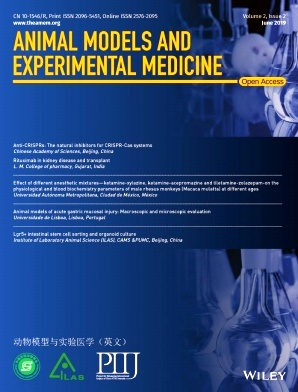 Animal Models and Experimental Medicine2019年第02期