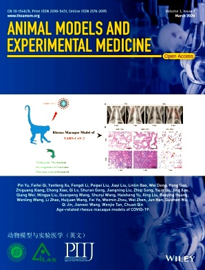 Animal Models and Experimental Medicine2020年第01期