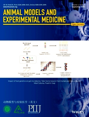 Animal Models and Experimental Medicine2020年第03期