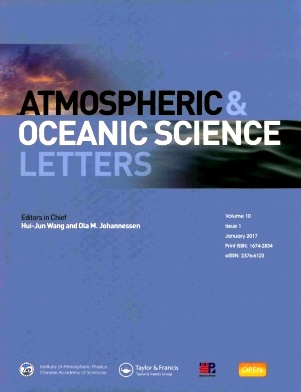 Atmospheric and Oceanic Science Letters2017年第01期