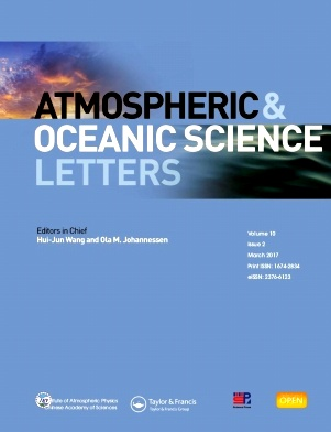 Atmospheric and Oceanic Science Letters2017年第02期