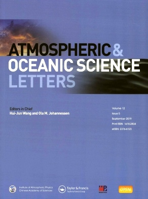 Atmospheric and Oceanic Science Letters2019年第05期