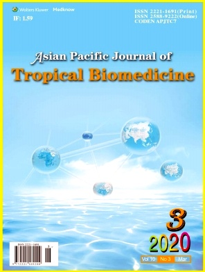 Asian Pacific Journal of Tropical Biomedicine2020年第03期