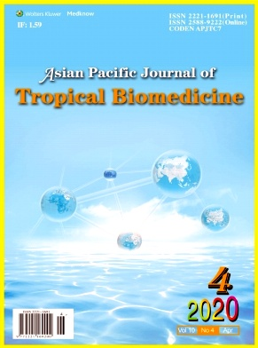 Asian Pacific Journal of Tropical Biomedicine2020年第04期
