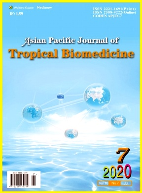 Asian Pacific Journal of Tropical Biomedicine2020年第07期