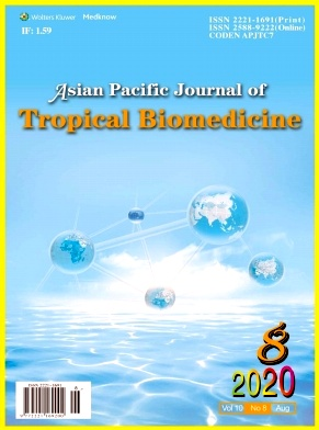 Asian Pacific Journal of Tropical Biomedicine2020年第08期
