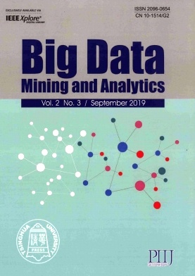 《Big Data Mining and Analytics》2019年03期