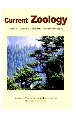 Current Zoology2009年第03期