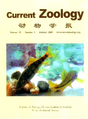 Current Zoology2009年第05期