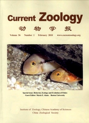 Current Zoology2010年第01期