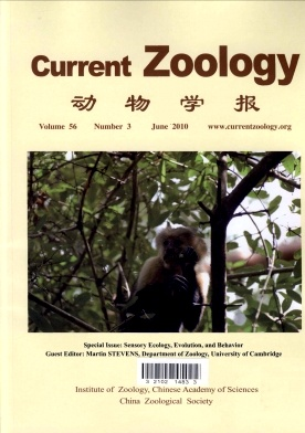 Current Zoology2010年第03期