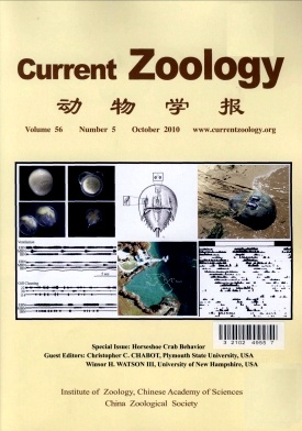 Current Zoology2010年第05期