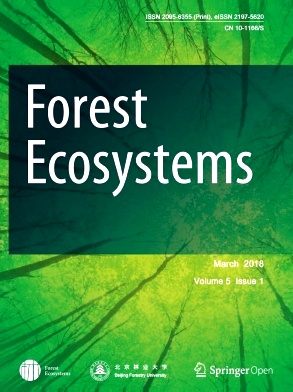 Forest Ecosystems2018年第01期