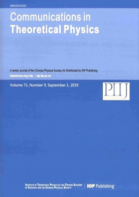 《Communications in Theoretical Physics》2019年09期