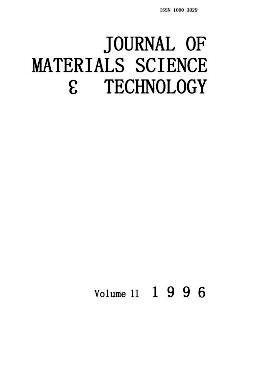 《Journal of Materials Science & Technology》1996年03期