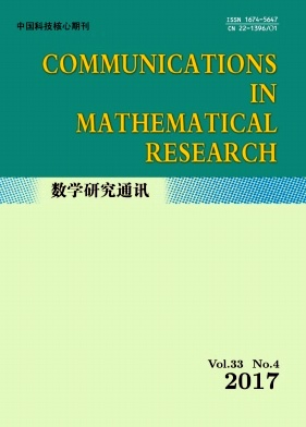 Communications in Mathematical Research2017年第04期