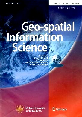 《Geo-Spatial Information Science》2008年03期