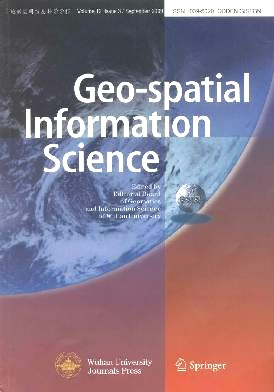 Geo-spatial Information Science2009年第03期