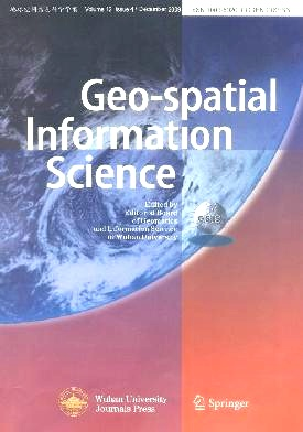 Geo-spatial Information Science2009年第04期