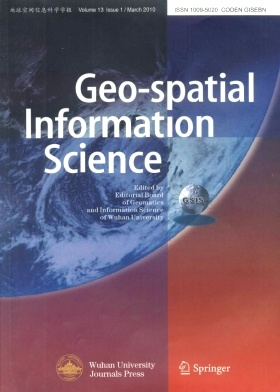 Geo-spatial Information Science2010年第01期