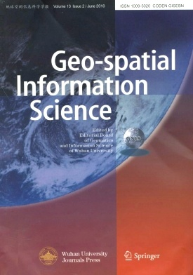 Geo-spatial Information Science2010年第02期