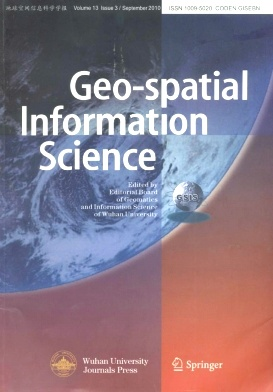 Geo-spatial Information Science2010年第03期
