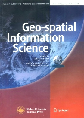 Geo-spatial Information Science2010年第04期