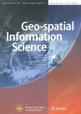 Geo-spatial Information Science2011年第01期