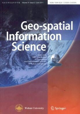 Geo-spatial Information Science2011年第02期