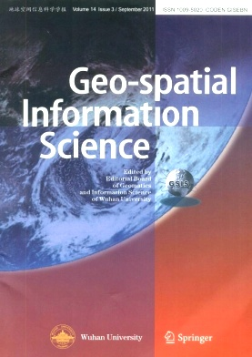 Geo-spatial Information Science2011年第03期