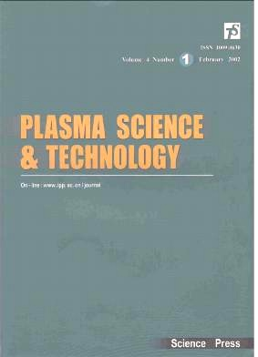 Plasma Science and Technology杂志电子版2002年第01期