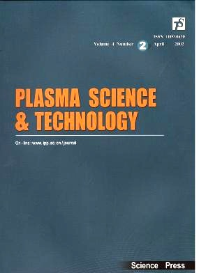 Plasma Science and Technology杂志电子版2002年第02期