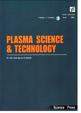 Plasma Science and Technology杂志电子版2002年第03期