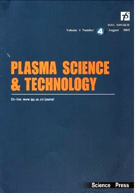 Plasma Science and Technology杂志电子版2002年第04期