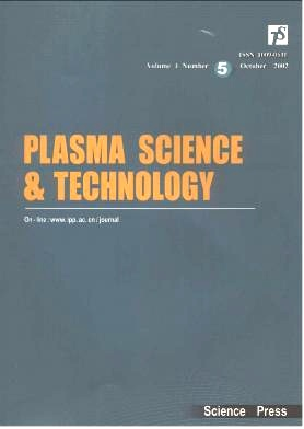 Plasma Science and Technology杂志电子版2002年第05期