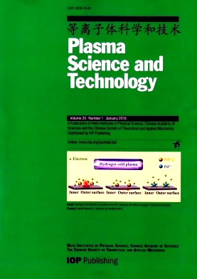 Plasma Science and Technology杂志2018年第01期