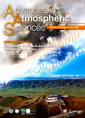 Advances in Atmospheric Sciences2020年第06期