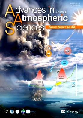 Advances in Atmospheric Sciences2020年第07期