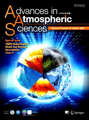 Advances in Atmospheric Sciences2020年第10期