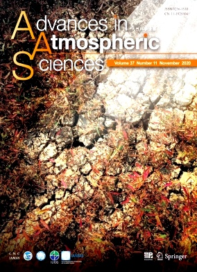 Advances in Atmospheric Sciences2020年第11期
