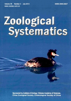 推荐杂志:Zoological Systematics