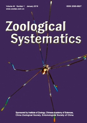 Zoological Systematics2019年第01期