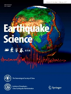 Earthquake Science电子杂志